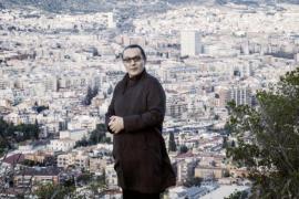 El escritor mallorquín Sebastià Perelló, premio de la Crítica 2016 en lengua catalana