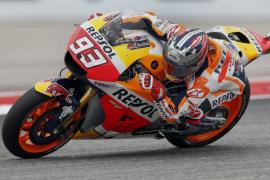 Márquez logra la 'pole' en Austin, donde Lorenzo saldrá sexto