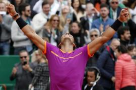 Rafael Nadal, en Montecarlo: «Doy gracias a la vida por darme esta oportunidad»