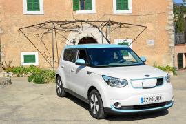 Kia Soul EV: Un vehículo eléctrico versátil y divertido