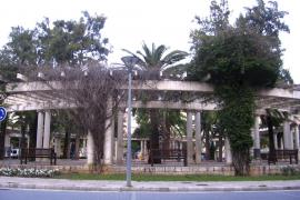 Detenido un hombre por dar cuchilladas al aire en Palma