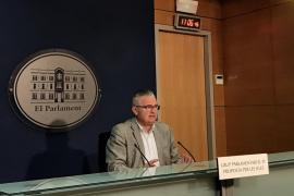 El PI reclama al Govern que lidere la lucha contra la okupación de viviendas