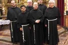 Jaume Puigserver ha sido reelegido como Provincial de los Franciscanos de la Tercera Orden Regular