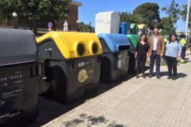 El Ajuntament de Palma renovará 1.655 contenedores de basura hasta junio