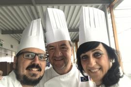 Koldo Royo y otros cinco cocineros españoles participan en la mayor cata profesional del mundo