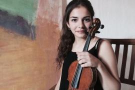 Lucia Barrero Oliver & Alfredo Oyágüez Montero, en concierto en Deià
