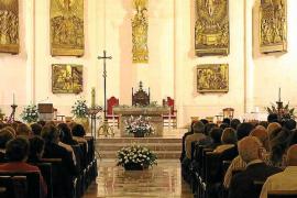 La parroquia de Sineu habilita un espacio para depositar las cenizas de los fieles