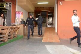 Reconstrucción del crimen de ses Figueretes