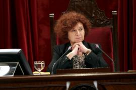 Fallece la expresidenta del Parlament Aina Rado