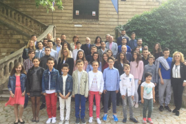El Consell reconoce los méritos de 70 jóvenes deportistas de Mallorca