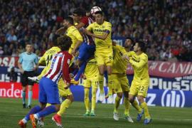 Un gol de Soriano le da la victoria al Villarreal en el Calderón