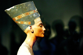 Egipto pide a Alemania recuperar el busto de Nefertiti