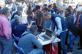 La organización del Firó de Sóller repartirá este año 8.500 pulseras identificativas