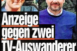 Denuncian a dos hombres por estafar a alemanes con contratos inmobiliarios
