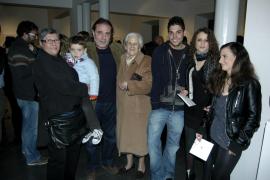 Inaugurada en Can Planes una exposición con obra de Ferràn Pizà