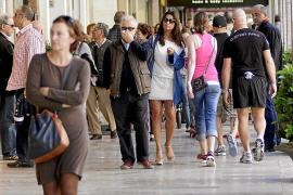 El número de alemanes residentes en Baleares ha caído a la mitad desde 2011