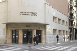 El paro bajó en 12.300 personas en el primer trimestre en Baleares