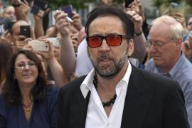 Nicolas Cage se tuerce un tobillo durante un rodaje en Bulgaria