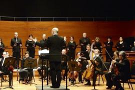 Mozart, protagonista del concierto de Studium Aureum en Manacor