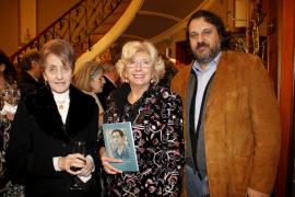 Presentación del libro 'Juli Ramis a Can Prunera', de Pere A. Serra