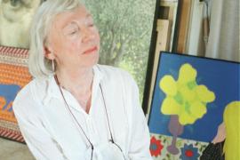 Fallece la pintora Angela von Neumann, Premi Ramon Llull en 1998