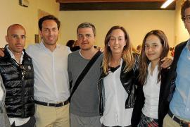 Homenaje a Sebastià Garcías Palou en Inca