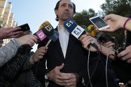 Bauzá cuelga en su twitter su agenda en el Senado tras haber filtrado el PP-Balear que «no presenta propuestas»