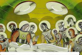 El cómic «refresca» el fondo del Diocesà