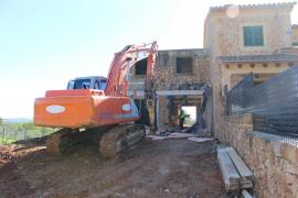 Podemos alaba el trabajo de Disciplina Urbanística tras ejecutar 45 demoliciones desde 2016