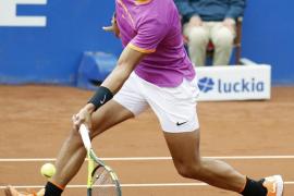 Nadal derrota a Chung y alcanza su décima semifinal en Barcelona