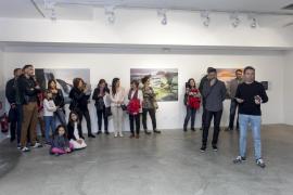 Javier Tur inaugura su primera exposición de fotografías de naturaleza