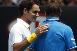 Federer y Djokovic, en semifinales