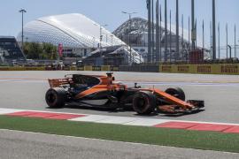 Alonso asegura que está en el «mejor momento» de su carrera, pero lamenta la debilidad de su McLaren-Honda