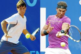 Nadal celebra sus 15 años en la ATP cerrando su pase a la final del Conde de Godó