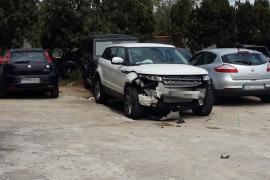 Fallece en Ibiza un ciclista arrollado por un todoterreno