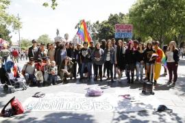 «Las lesbianas reivindicamos poder hablar en sociedad y no censurarnos»