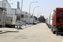 El polígono de Marratxí se ha convertido en un centro logístico.