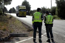 Fallece un hombre de 59 años en un accidente de tráfico en Porto Cristo
