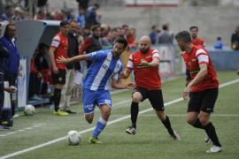 El Atlètic Balears falla ante el Hércules y se complica el playoff