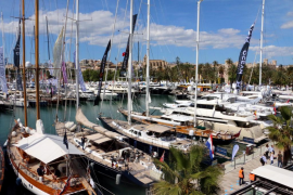 Palma está entre los cinco mejores lugares del mundo en reparación y mantenimiento de superyates
