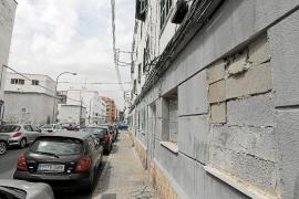 El Ibavi tiene casi la mitad de sus pisos de 'Corea' tapiados o con okupas
