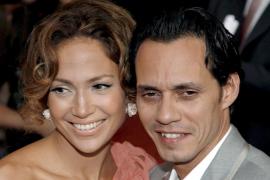 Rumores de crisis para J.Lo y Marc Anthony