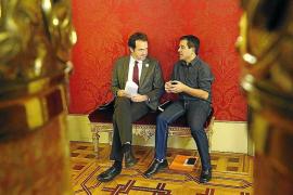 Marc Pons (PSIB) y Nel Martí (MxM).