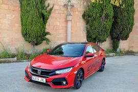 Nuevo Honda Civic 1.5 VTEC: Un gran deportivo práctico