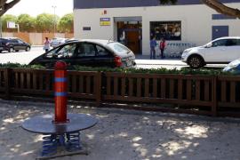 Detenido por robar chucherías en un supermercado de Palma y agredir al vigilante