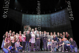 'María Moliner' apuesta «sin temor» por la ópera del siglo XXI