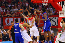 Fenerbahce-Real Madrid y CSKA-Olympiacos, cruces en la Final Four