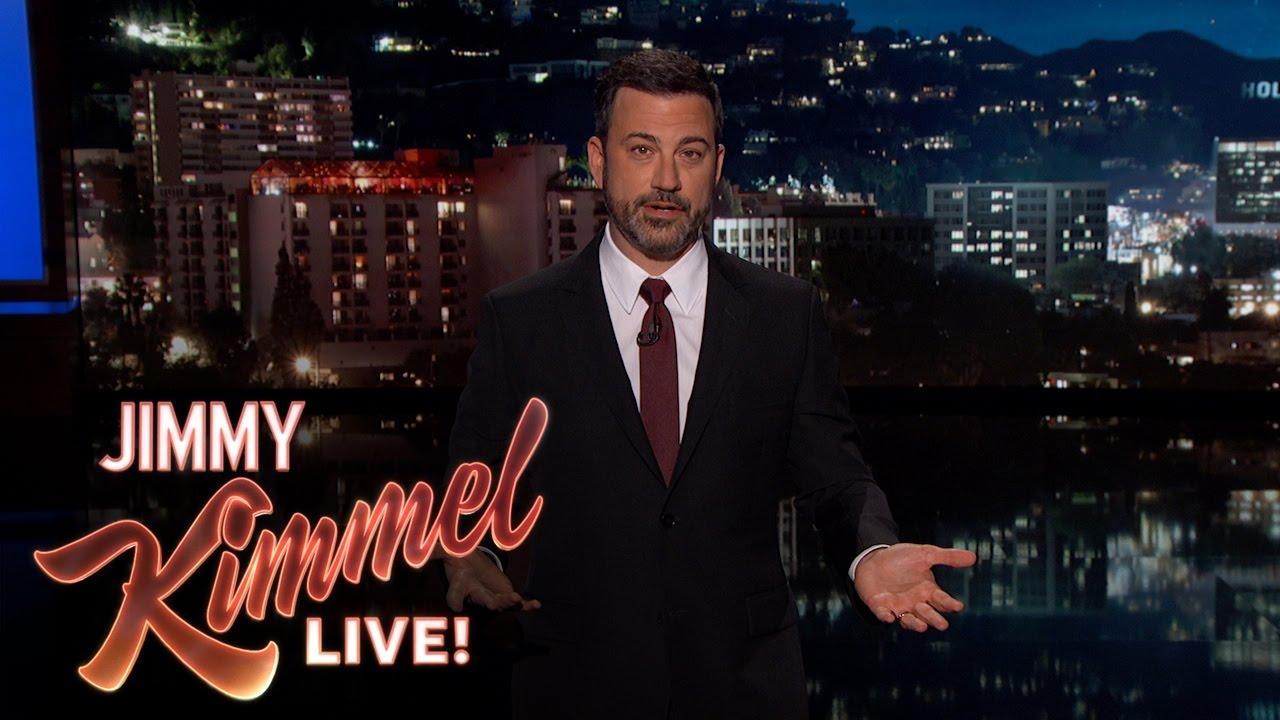 El cómico Jimmy Kimmel habla de la operación a corazón abierto de su hijo recién nacido