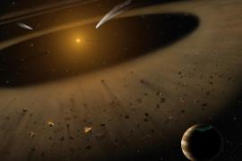 La NASA descubre un sistema planetario similar al nuestro a 10 años luz
