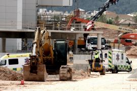 Los accidentes laborales in itinere descienden un 13,1% en Balears